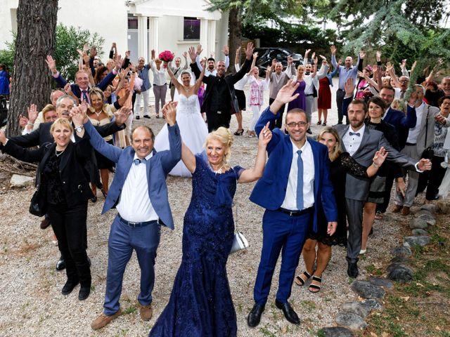 Le mariage de Gaël et Cynthia à Brignoles, Var 51