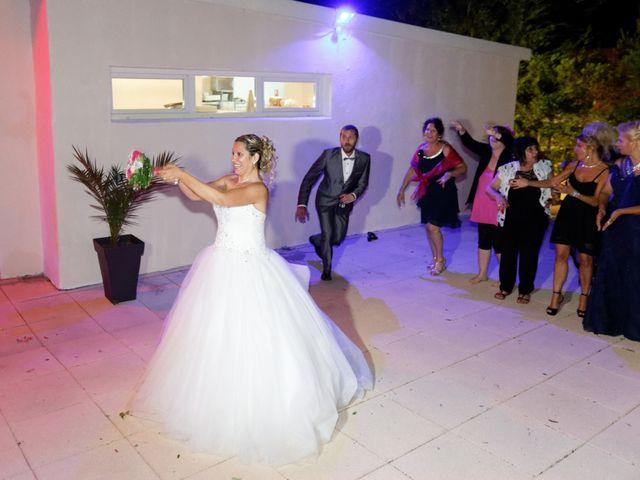 Le mariage de Gaël et Cynthia à Brignoles, Var 62
