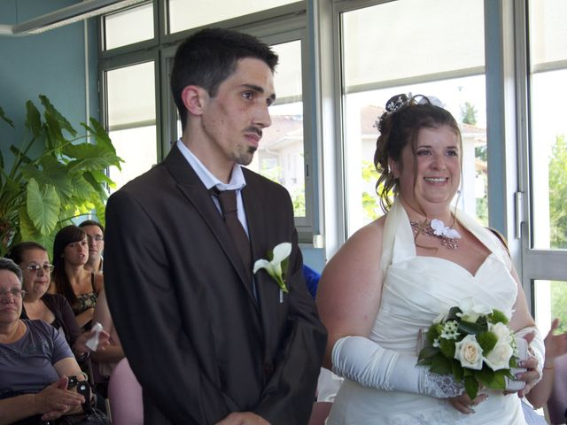 Le mariage de Virginie et Rémi à Bonson, Loire 4