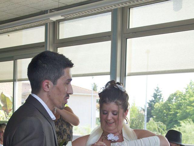 Le mariage de Virginie et Rémi à Bonson, Loire 7