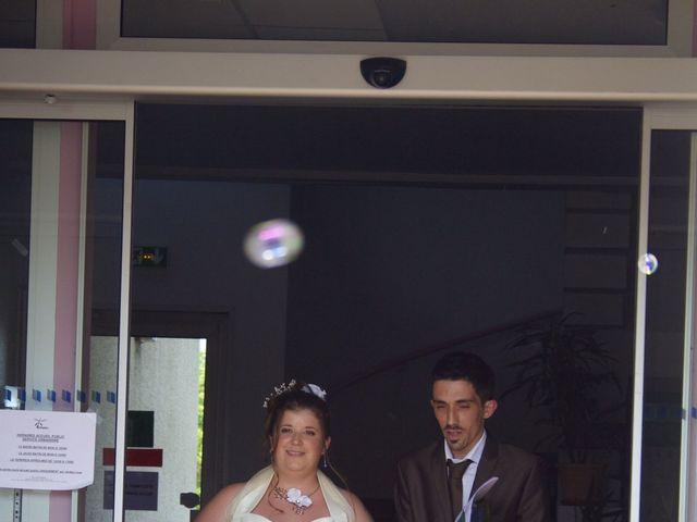 Le mariage de Virginie et Rémi à Bonson, Loire 13