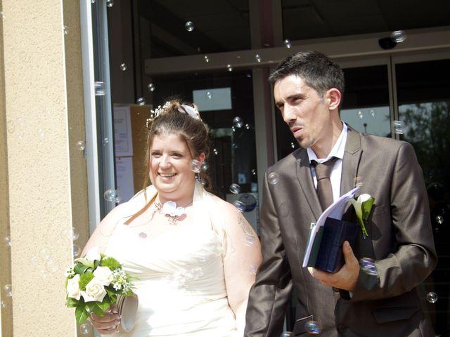 Le mariage de Virginie et Rémi à Bonson, Loire 14