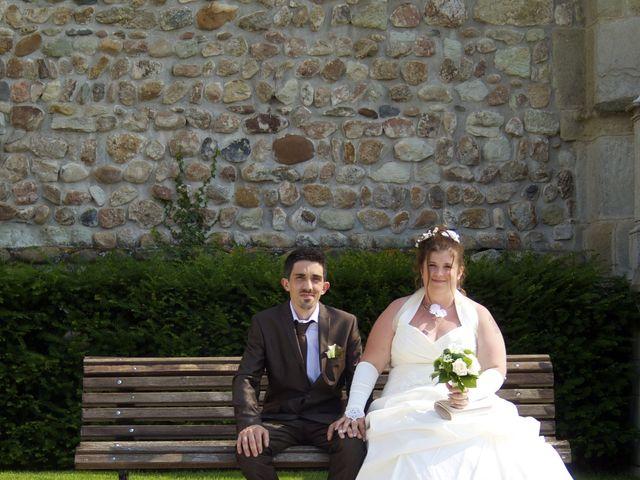 Le mariage de Virginie et Rémi à Bonson, Loire 16