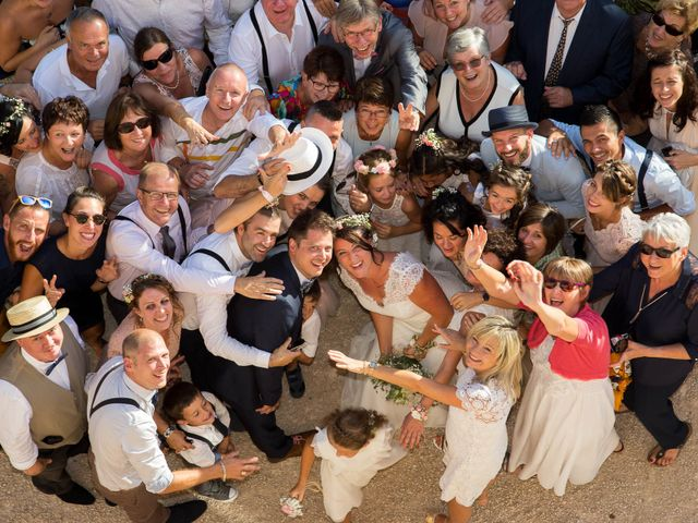 Le mariage de Nico et Julie à Rieux, Haute-Garonne 8