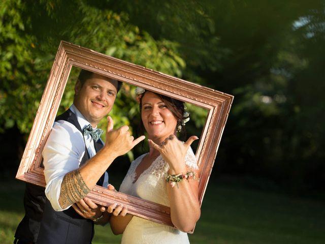 Le mariage de Julie et Nico