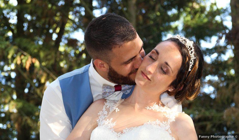 Le mariage de Kévin et Mélissa à Génissac, Gironde