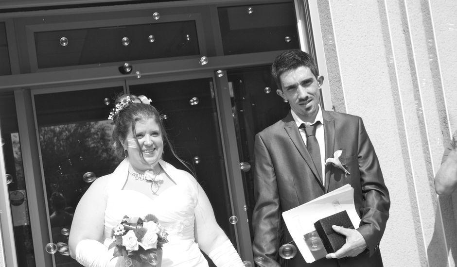 Le mariage de Virginie et Rémi à Bonson, Loire