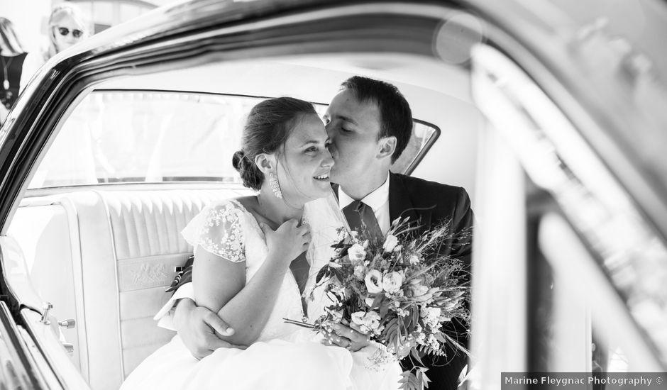 Le mariage de Pierre Guillaume et Blandine à Marennes, Charente Maritime