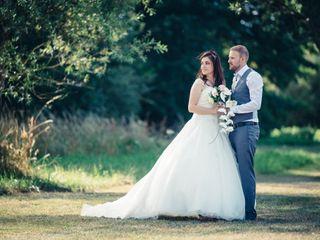 Le mariage de Anne et Mathieu