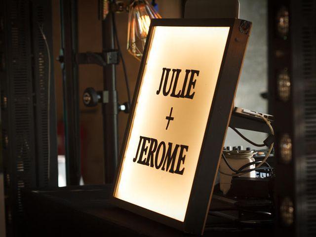 Le mariage de Jérome et Julie à Argenteuil, Val-d'Oise 5