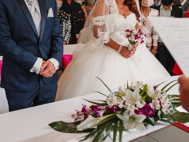 Le mariage de Mélissa-Vanoun et Christophe