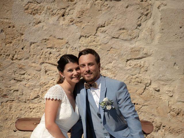 Le mariage de Thibaut et Mathilde à Salleboeuf, Gironde 25