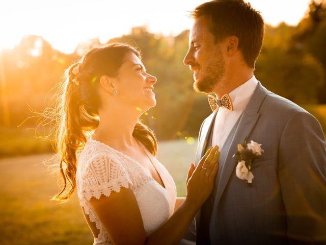 Le mariage de Mathilde et Thibaut