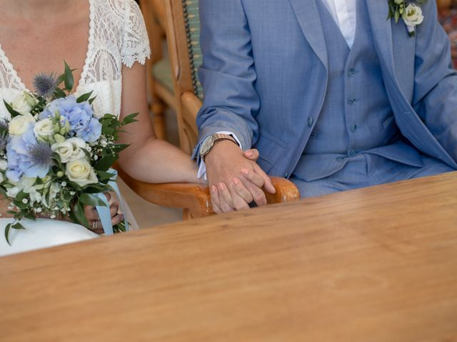 Le mariage de Thibaut et Mathilde à Salleboeuf, Gironde 33