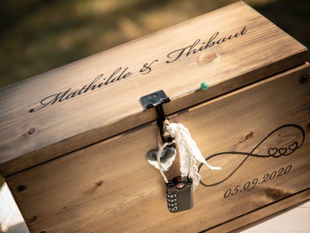 Le mariage de Thibaut et Mathilde à Salleboeuf, Gironde 40