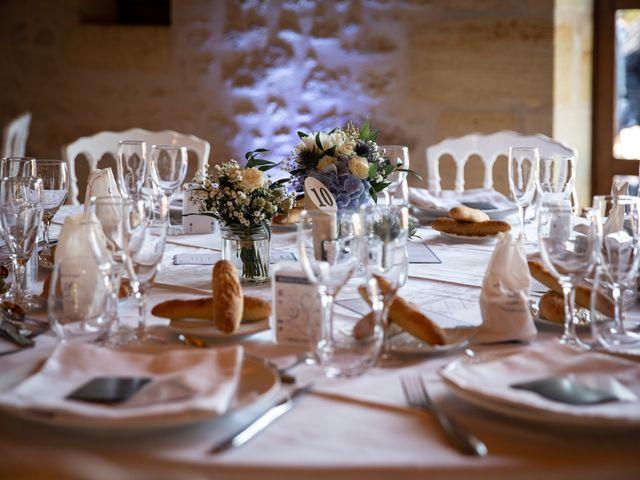 Le mariage de Thibaut et Mathilde à Salleboeuf, Gironde 58