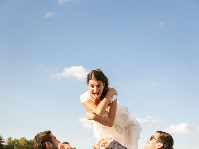 Le mariage de Thibaut et Mathilde à Salleboeuf, Gironde 75