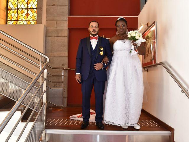 Le mariage de Jérémy et Géraldine à Besançon, Doubs 11