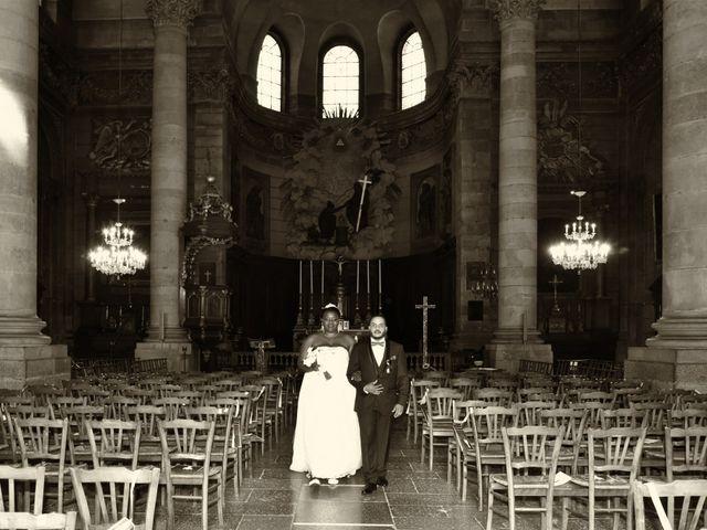 Le mariage de Jérémy et Géraldine à Besançon, Doubs 19