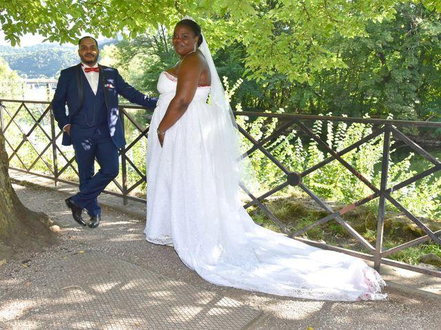 Le mariage de Jérémy et Géraldine à Besançon, Doubs 29