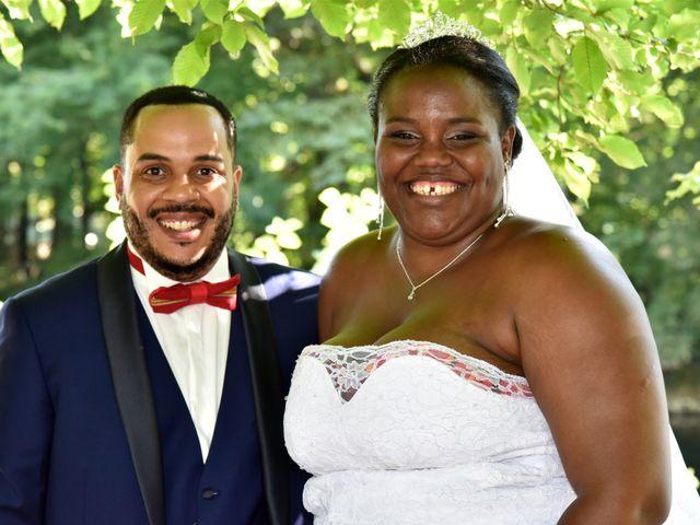 Le mariage de Géraldine et Jérémy