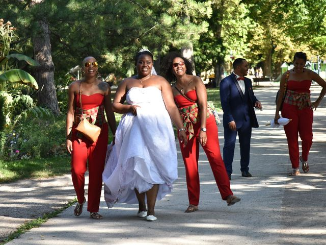 Le mariage de Jérémy et Géraldine à Besançon, Doubs 31