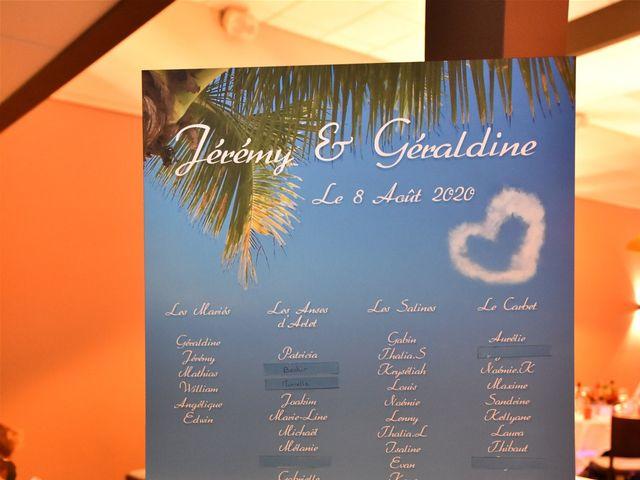 Le mariage de Jérémy et Géraldine à Besançon, Doubs 56