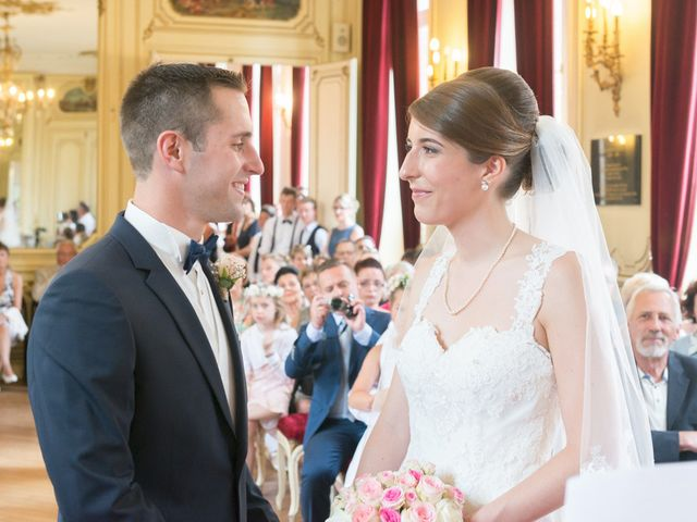Le mariage de Dimitri et Solenne à Louviers, Eure 14