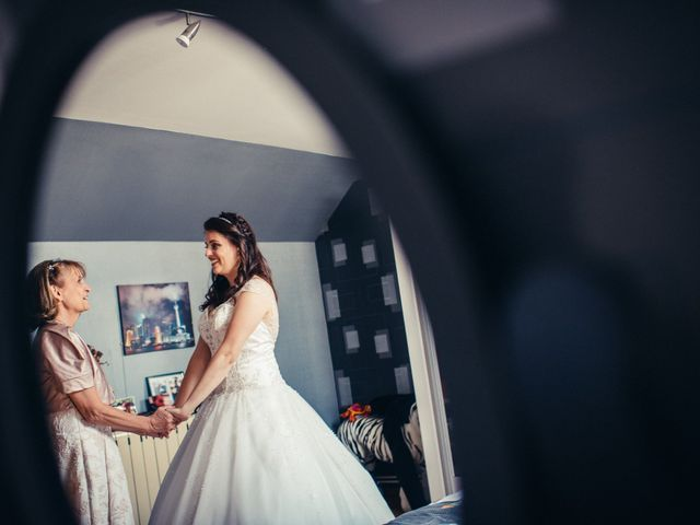 Le mariage de Mathieu et Anne à Sarreguemines, Moselle 6