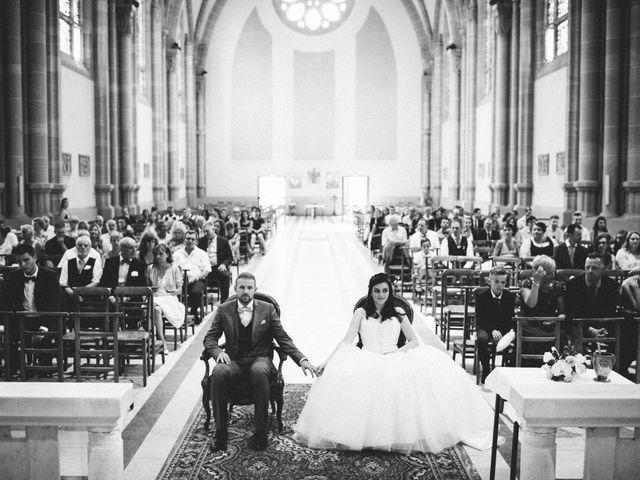 Le mariage de Mathieu et Anne à Sarreguemines, Moselle 16