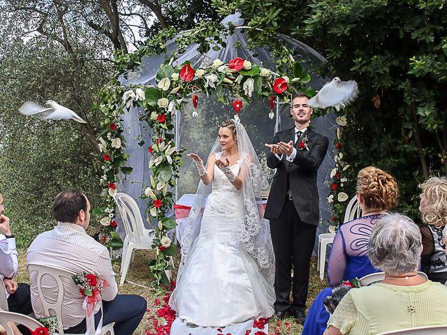Le mariage de Christophe et Cécile à Nice, Alpes-Maritimes 15