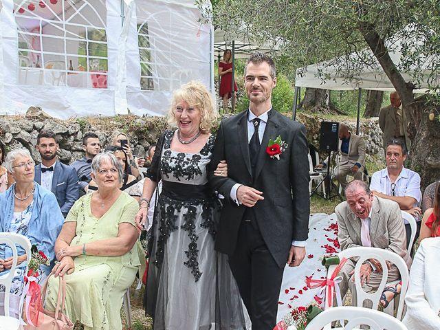 Le mariage de Christophe et Cécile à Nice, Alpes-Maritimes 22