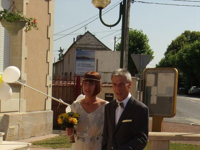 Le mariage de Cyril et Marie-Laure à Brion-près-Thouet, Deux-Sèvres 13