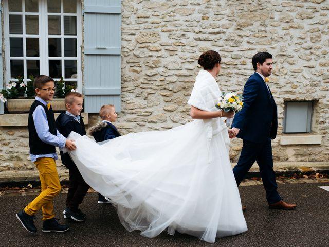 Le mariage de  Alexandre et Gwen à Vieux-Moulin, Oise 1