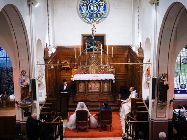 Le mariage de  Alexandre et Gwen à Vieux-Moulin, Oise 6