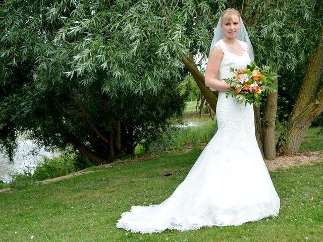 Le mariage de Flavien et Marion à Boves, Somme 1