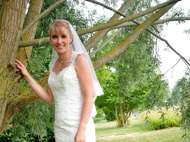 Le mariage de Flavien et Marion à Boves, Somme 3