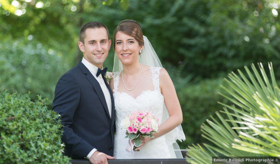 Le mariage de Dimitri et Solenne à Louviers, Eure