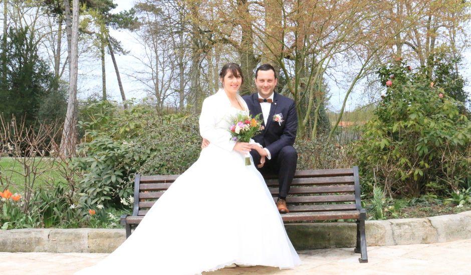 Le mariage de Sébastien et Ludivine à Saint-Michel-sur-Orge, Essonne