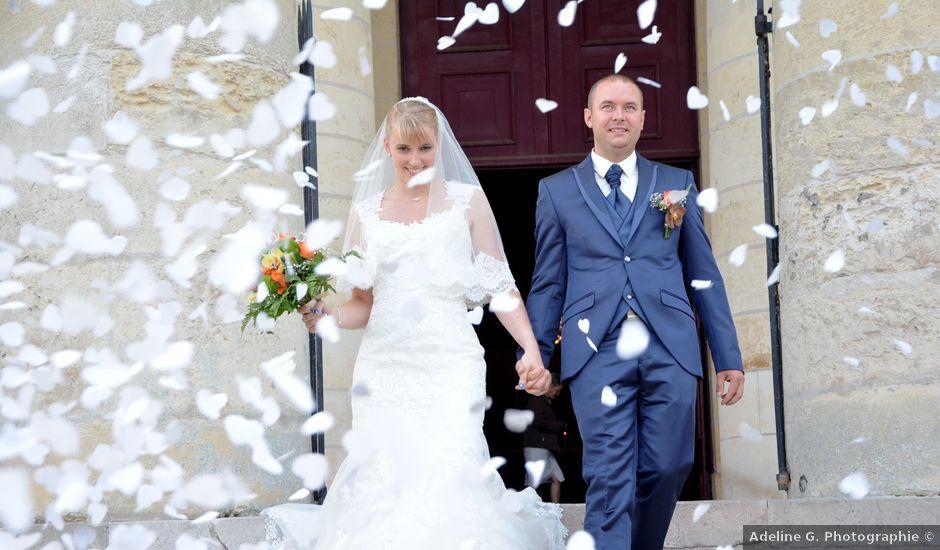 Le mariage de Flavien et Marion à Boves, Somme