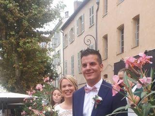 Le mariage de Amélie et Alwyn  2