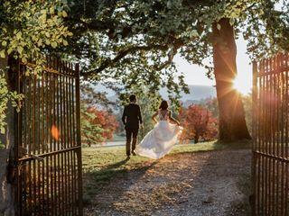 Le mariage de Annie et Thomas