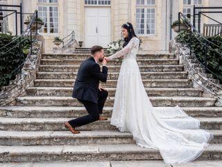 Le mariage de Caroline et Yoann