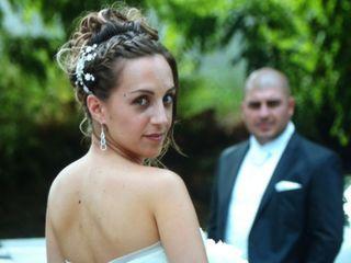 Le mariage de Alexia et Thomas