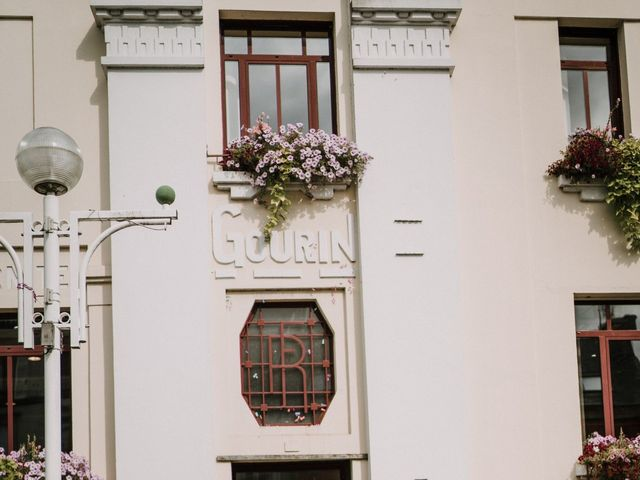Le mariage de Jérome et Mathilde à Gourin, Morbihan 4