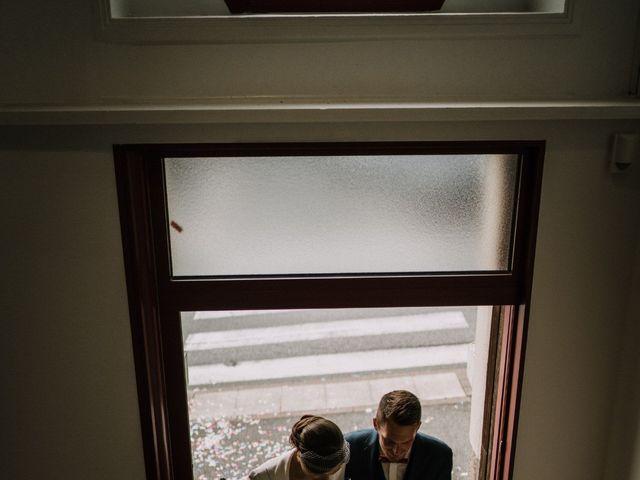 Le mariage de Jérome et Mathilde à Gourin, Morbihan 7