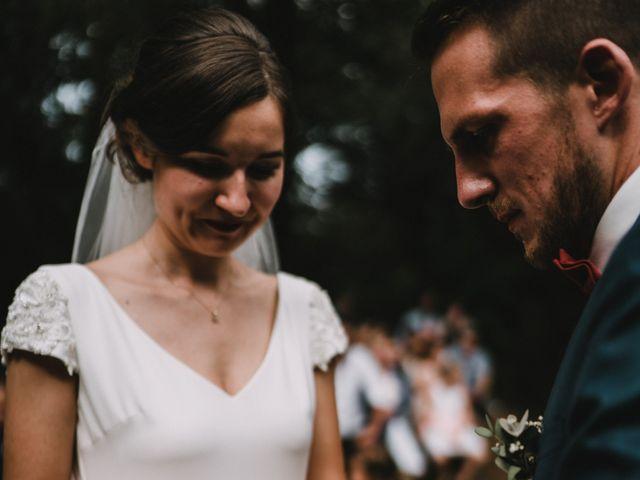Le mariage de Jérome et Mathilde à Gourin, Morbihan 103
