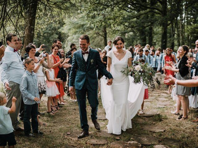 Le mariage de Mathilde et Jérome