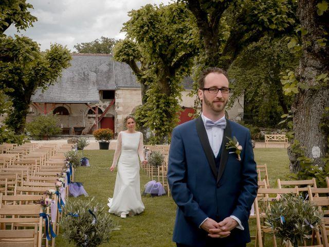 Le mariage de Julien et Anne Charlotte à Ballan-Miré, Indre-et-Loire 28
