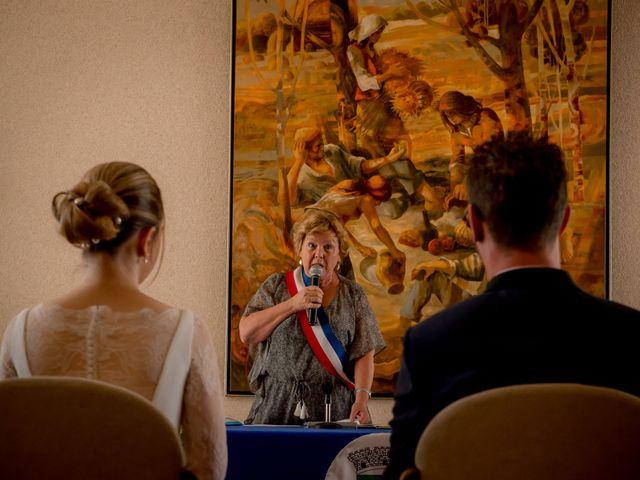 Le mariage de Julien et Anne Charlotte à Ballan-Miré, Indre-et-Loire 37